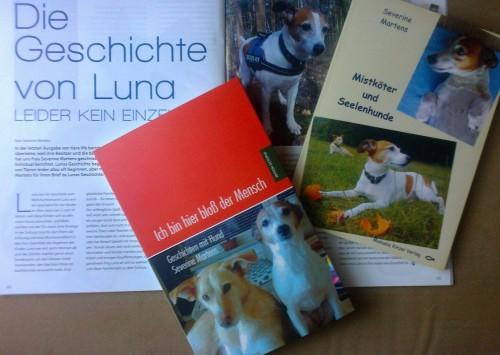 Verlosung - Eigene Bücher und Zeitung