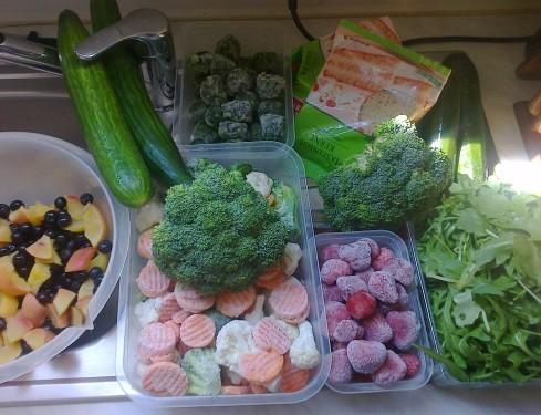 Barf - Gemüse
