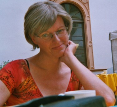 Severine Martens - Autorin