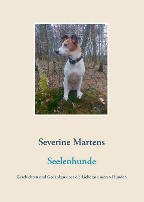 """Hier gehört eigentlich das Cover unseres neuen Buches """"Seelenhunde"""" hin!"""